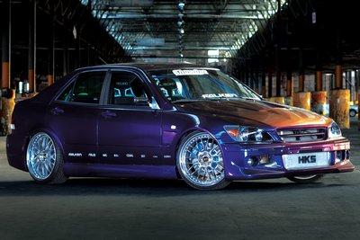 2009 Lexus IS 300 by David Huang
