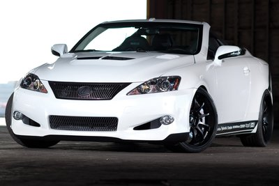 2009 Lexus IS 350C by 0-60 Magazine and Design Craft Fabrication