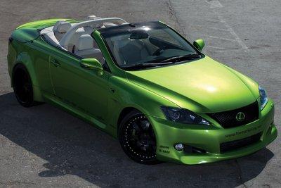 2009 Lexus IS 350C by Fox Marketing