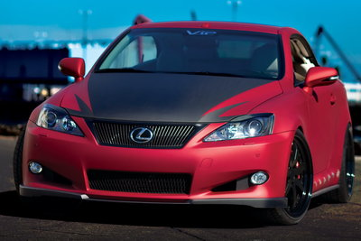 2009 Lexus IS 350C by VIP Auto Salon and Jtuned.com