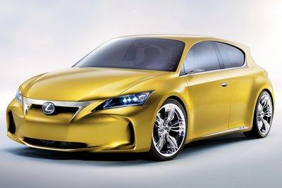 2009 Lexus LF-Ch