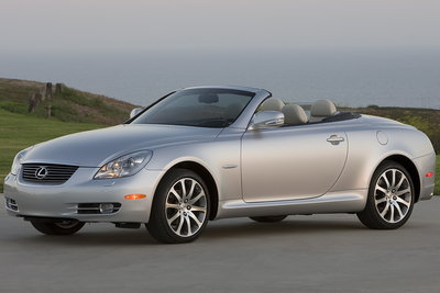 2009 Lexus SC430 Pebble Beach Edition