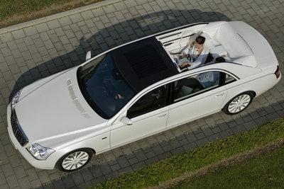 2009 Maybach 62 Landaulet