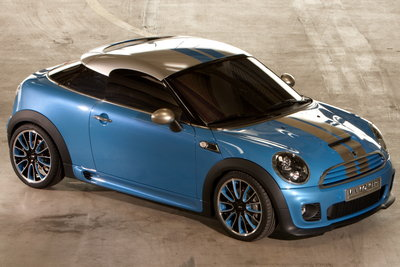 2009 Mini Coupe Concept