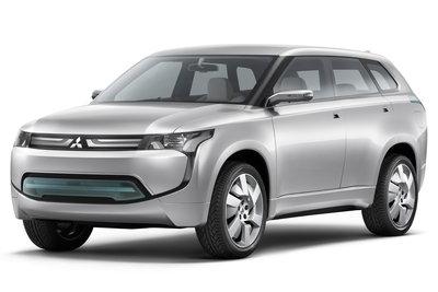 2009 Mitsubishi Concept PX-MiEV