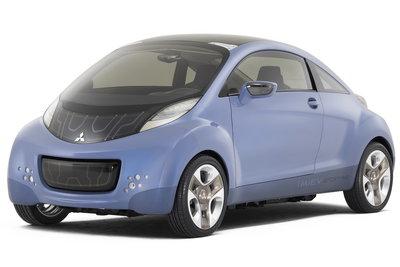 2009 Mitsubishi i MiEV SPORT AIR
