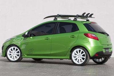 2009 Mazda Active2 Surf