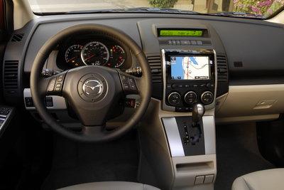 2009 Mazda MAZDA5 Instrumentation
