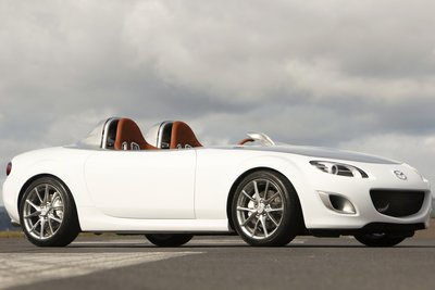 2009 Mazda MX-5 Superlight Version