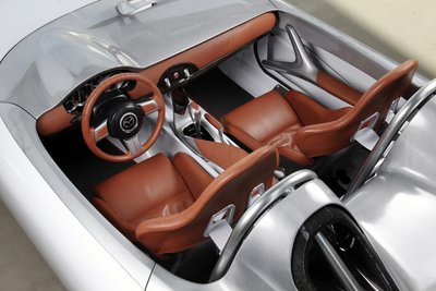 2009 Mazda MX-5 Superlight Version Interior
