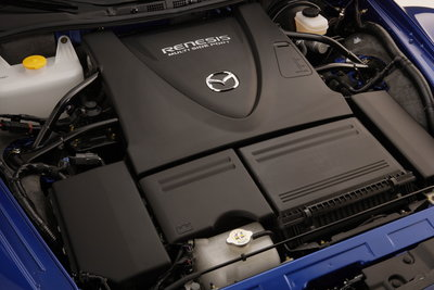 2009 Mazda RX-8 Engine