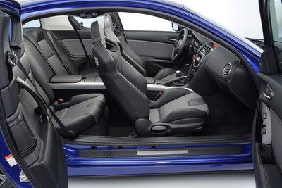 2009 Mazda RX-8 Interior