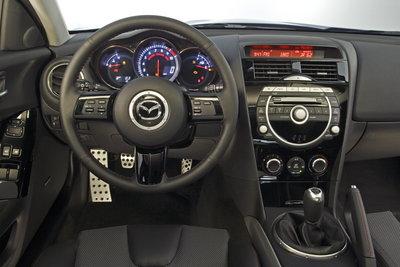 2009 Mazda RX-8 Instrumentation