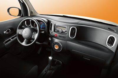 2009 Nissan Cube Instrumentation