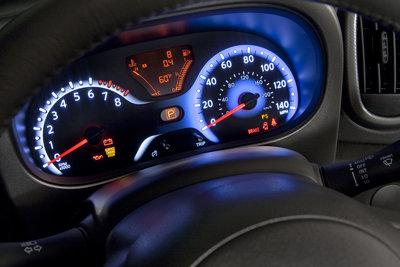 2009 Nissan Cube Krom Instrumentation