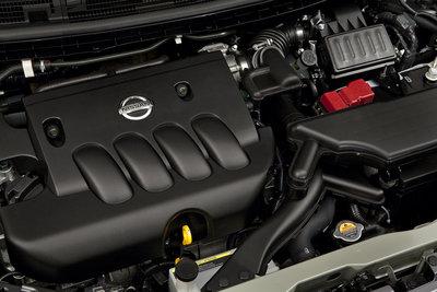 2009 Nissan Cube Krom Engine