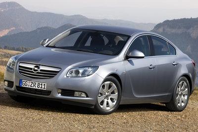 2009 Opel Insignia ecoFLEX