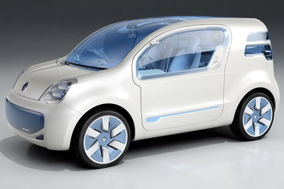 2009 Renault Kangoo Zero Emission