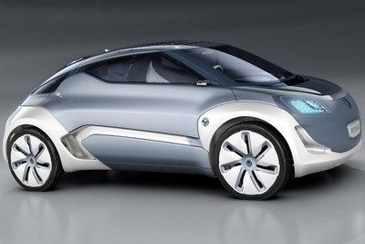 2009 Renault ZOE Zero Emission