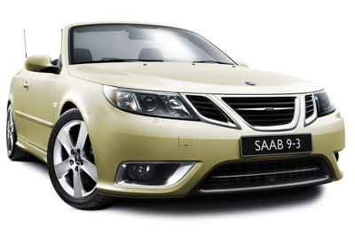 2009 Saab 9-3 Convertible Special Edition