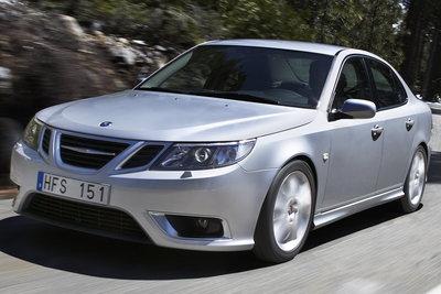 2009 Saab 9-3 Sedan