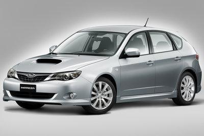 2009 Subaru Impreza 2.0D