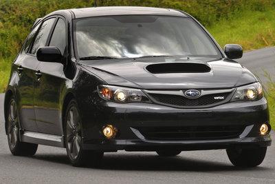 2009 Subaru Impreza WRX 5d