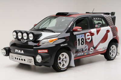2009 Scion xD by 0-60 Magazine / Sparco Rally