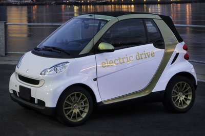 2009 Smart fortwo electric drive