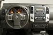 2009 Suzuki Equator Extended Cab Instrumentation
