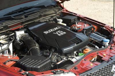 2009 Suzuki Grand Vitara Engine