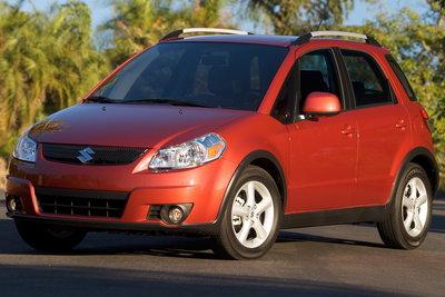 2009 Suzuki SX4