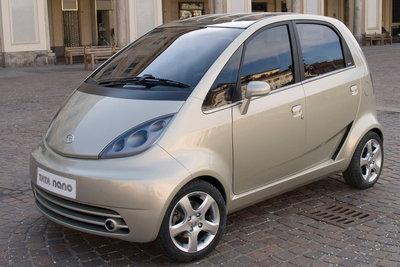 2009 Tata Nano Europa