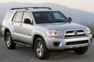 2009 Toyota 4Runner Trail Edition