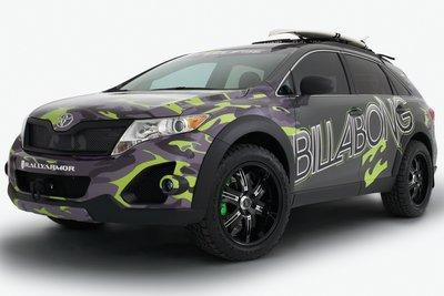 2009 Toyota Billabong  Ultimate Venza