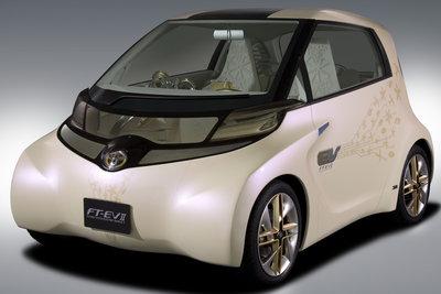 2009 Toyota FT-EV II