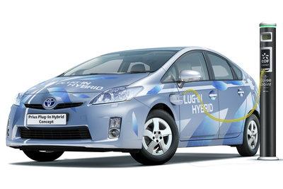 2009 Toyota Prius Plug-in Hybrid