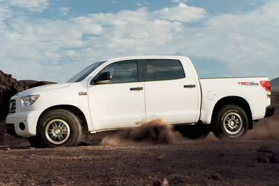 2009 Toyota Tundra CrewMax TRD Rock Warrior Package