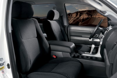 2009 Toyota Tundra CrewMax TRD Rock Warrior Package Interior