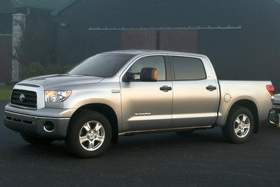 2009 Toyota Tundra CrewMax
