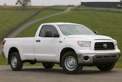 2009 Toyota Tundra Regular Cab Long Bed
