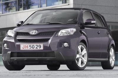 2009 Toyota Urban Cruiser