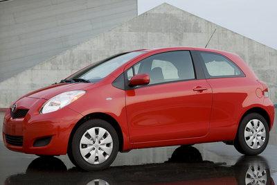 2009 Toyota Yaris 3d