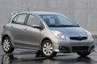 2011 Toyota Yaris 5d Liftback