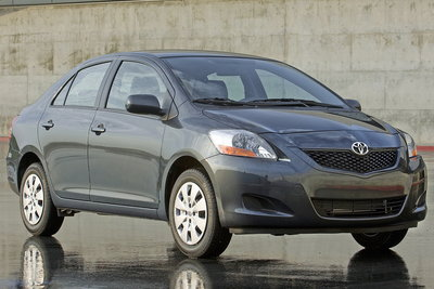 2009 toyota yaris sedan information. Black Bedroom Furniture Sets. Home Design Ideas