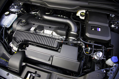 2009 Volvo S40 Engine