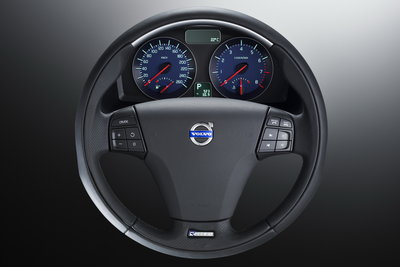 2009 Volvo S40 Instrumentation