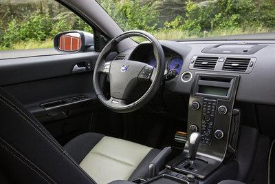 2009 Volvo V50 Instrumentation