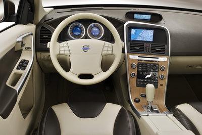 2009 Volvo XC60 Instrumentation