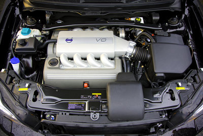 2009 Volvo XC90 Engine